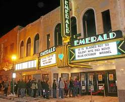 Image result for emerald Theater images