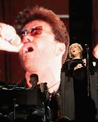 Adele, George Michael - The Hollywood Gossip