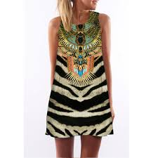 clothes sleeveless women summer dress
