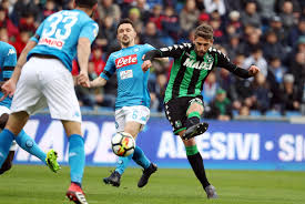 Napoli-Sassuolo Coppa Italia, ecco quando e dove si giocherà ...