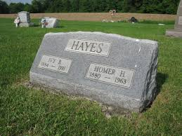 Ivy Blaine O'Harrow Hayes (1884-1931) - Find A Grave Memorial