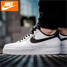 Adela: Price Nike AIR FORCE 1 Low White / Black (820266-101) Original in  Malaysia
