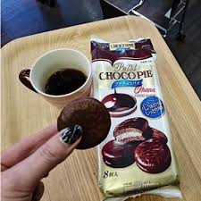 Bánh Chocopie phiên bản mini - Nội địa Nhật Bản - P89401