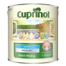 Cuprinol Garden Shades Medium Bs 2 5l Wcbs