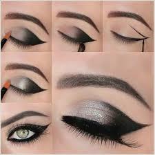smokey eye makeup tutorial pictures