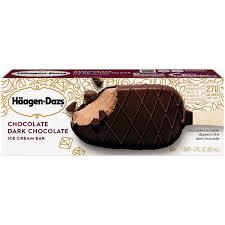 haagen dazs chocolate dark chocolate