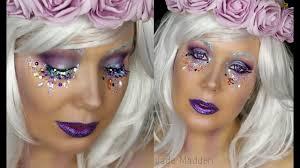 moon dess unicorn fairy makeup