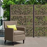 Outdoor Privacy Screens Walmart Com