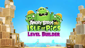 Build Your Own Angry Birds VR: Isle of Pigs Levels in Next Update ...