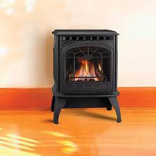quadra fire garnet freestanding gas