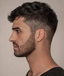 افضل تسريحات الشعر المجعد للرجال