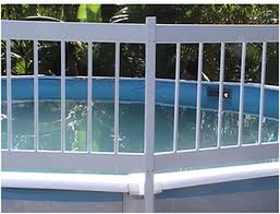 1sale Blue Wave Gli Above Ground Pool 2 Section Fence Add On Kit Swimming Pools Supplies 2016a