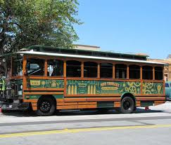ride the free mst monterey trolley