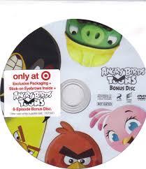 The Angry Birds Movie Bonus Disc (Exclusive)
