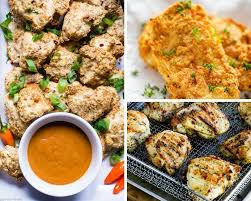 10 keto air fryer recipes to keep your