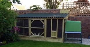 Custom Built Chicken Run For Omlet Cube Poultry Coop Walk In Chicken Run Chicken Runs Chicken House