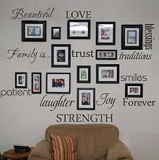 Family Quotes Wall Sticker For Photo 12 Words Love Blessing Smile Joy Forever Vinyl Wall Decal Picture Home Wall Art Decoration Nursery Decals Nursery Room Wall Decals From Chairdesk 7 68 Dhgate Com