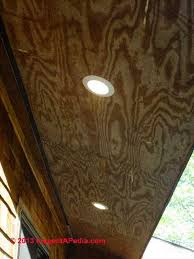 recessed light clearance distances codes