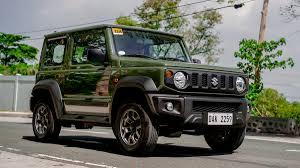 2020 Suzuki Jimny: Car of the Year, awards, Top Gear Philippines