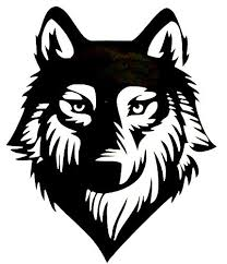 Amazon Com Wolf Decal Wolf Sticker Decal Tumbler Yeti Decal Vinyl Sticker Decal Handmade