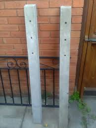 Concrete Posts For Fence Post Support In Le4 Leicester For 6 00 For Sale Shpock