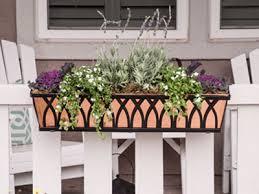 Railing Planter Brackets Buying Guide Windowbox Com