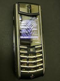Vertu Ascent Ti - Red (Unlocked) Mobile ...