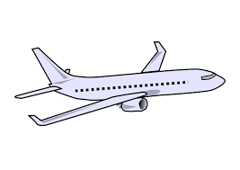 Airplane Coloring Page Aircraft Car Window Decal Air Plane Decal Cliparts Co