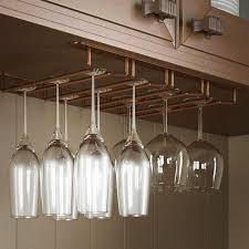 winn hanging wine glass rack in 2020