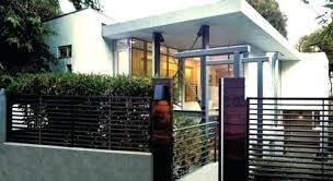 Modern Fence Design Home Fences Designs Beautiful Modern Fence Styles Front Yard Fence Ideas Entrancing Home Modern Fence Design Flat Roof Design Fence Design