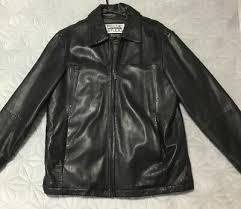jacket black pockets mens collar