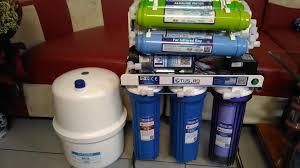 Máy lọc nước RO 9 cấp lọc, không vỏ tủ
