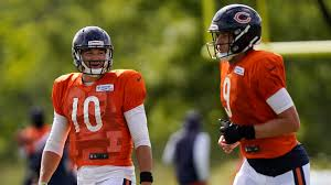 Bears QB platoon would be 'dumbest' answer to Mitch Trubisky vs ...