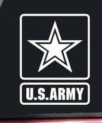 Us Army Window Decal Sticker Midwest Sticker Shop