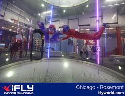 Ifly Indoor Skydiving Chicago Rosemont 2020 Que Saber Antes