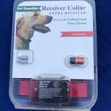 Pet Guardian Extra Receiver Collar Pg250 For Underground Fence System For Sale Online Ebay