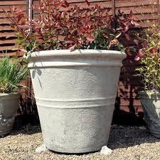 large garden trough planters uk