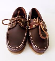 classic amherst 2 eye boat shoes