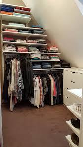 Offener Kleiderschrank Schrage Die 25 Besten Ideen Zu Begehbarer