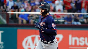 C.J. Cron's HR caps 6-run first as Minnesota Twins beat Texas ...