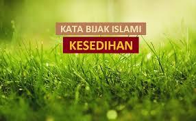 kata bijak islami tentang kesedihan dan penderitaan hidup