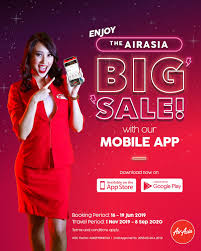 AirAsia's BIG SALE: 5 million promotional seats on sale now - Out ...