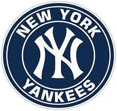 New York Yankees Style E Vinyl Die Cut Decal Sticker