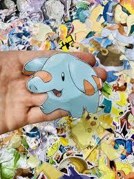 Phanpy Pokemon Custom Vinyl Sticker Die Cut Decal Limited Etsy