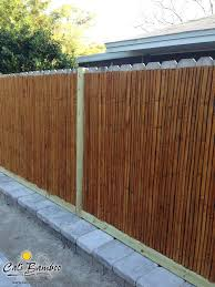 Bamboo Fencing Privacy Fence Panel Rolls 7 Year Warranty Wood Fence Design Fence Design Wood Fence