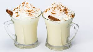 raw eggs can spike your nog with