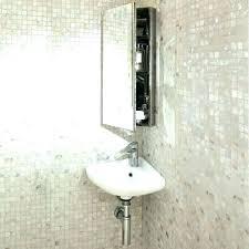 mirrored cabinets bathroom bathroom