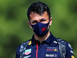 Red Bull used Alex Albon as Max Verstappen's 'guinea pig'