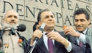 Ce a făcut, de fapt, Ion Iliescu la Mineriada din 1990. Piața ...