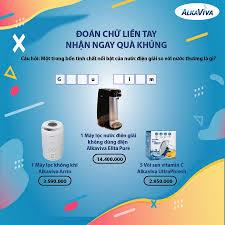 Alkaviva - Máy lọc nước điện giải Ion kiềm giàu Hydrogen của Mỹ - 411  Photos - Product/Service - 218A Thành Thái, Phường 15, Quận 10, Ho Chi Minh  City, Vietnam 70000